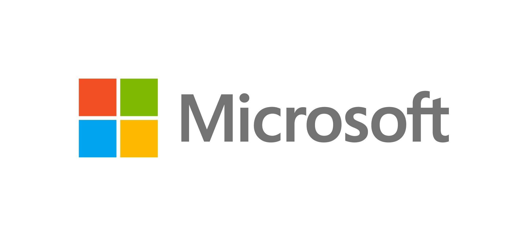 Image of Microsoft Logo and link to website