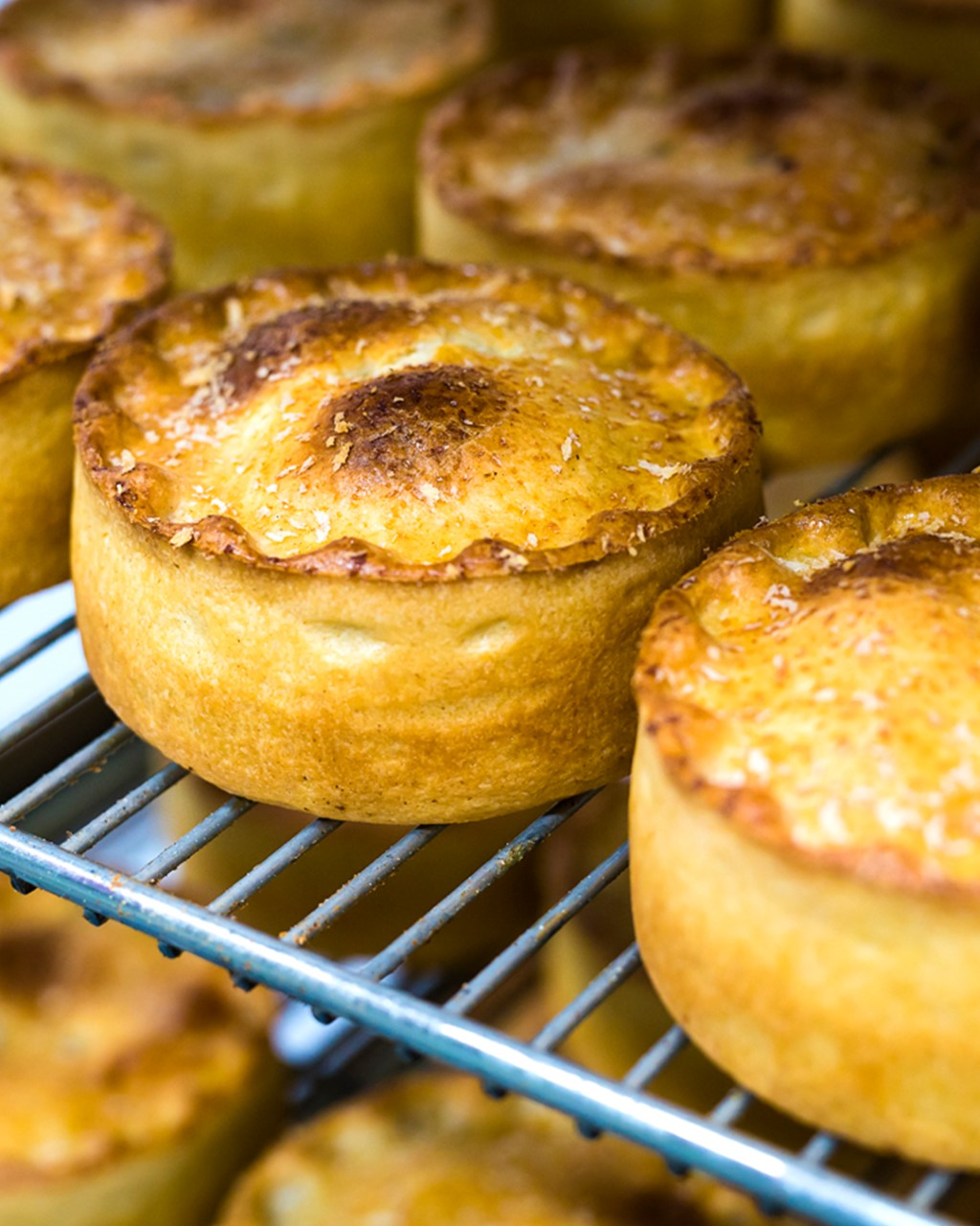 Image of Swaledale Beef Mince & Onion Pie
