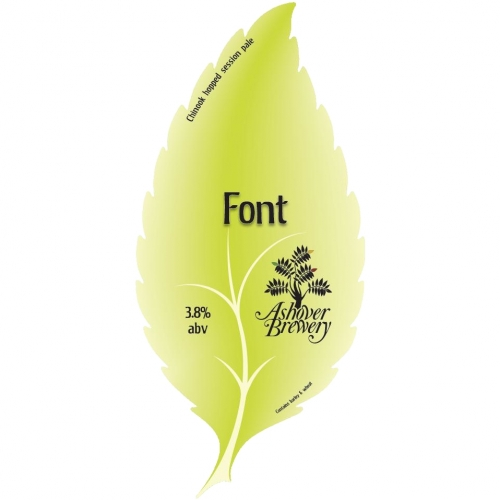 Image of Font 3.8%