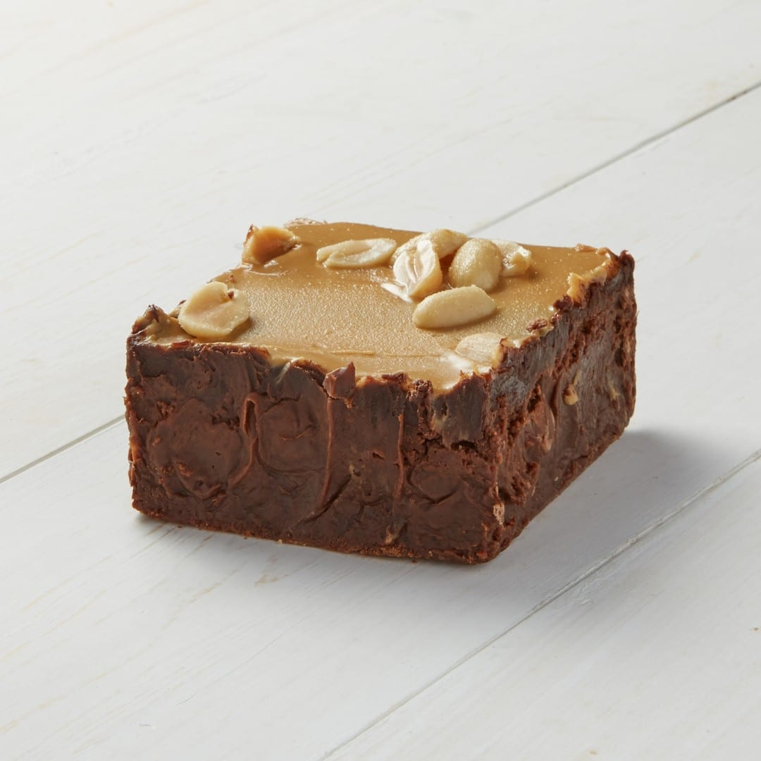 Image of Peanut Butter Chocolate Brownie