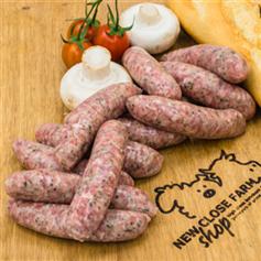 Image of Lincolnshire Pork Sausage
