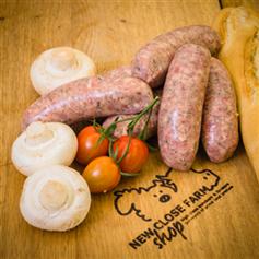 Image of Cumberland 'thick' Pork Sausage