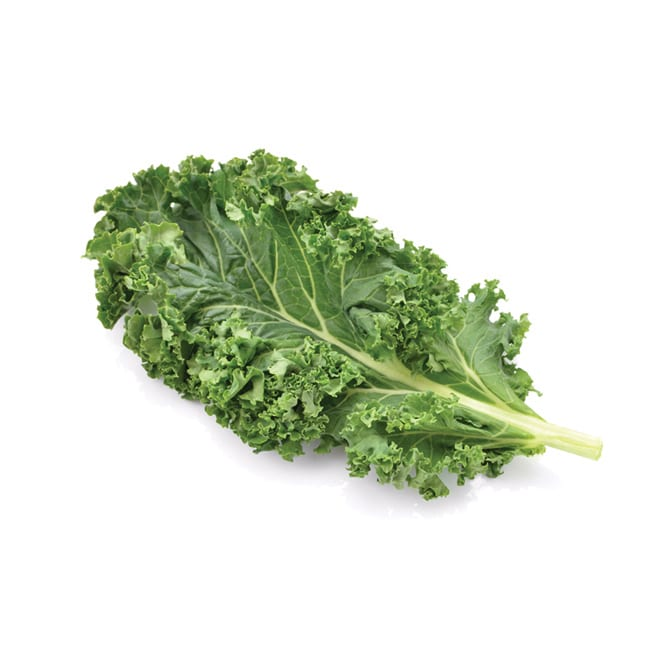 Image of Box of Curly Kale (250g)