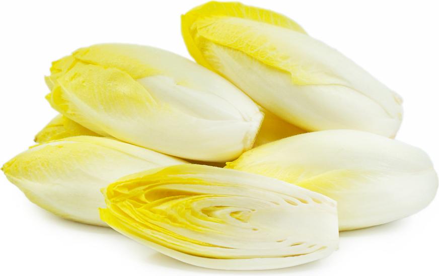 Image of Large White Chicory Hearts