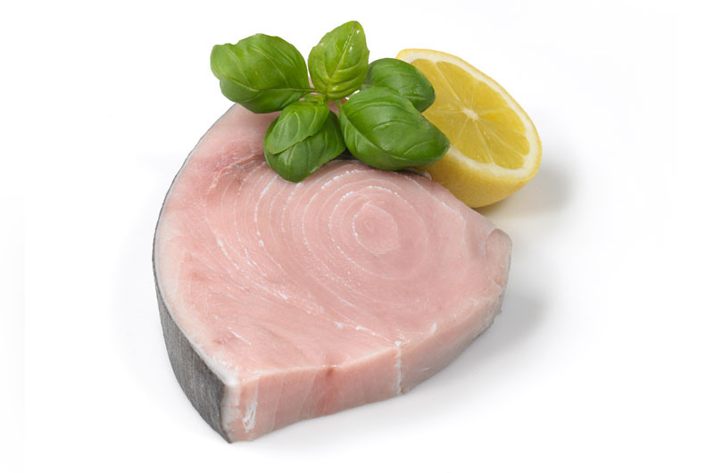 Image of Large Swordfish Steak
