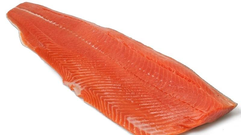 Image of Large Side of Salmon Fillet (Serves 8-10)
