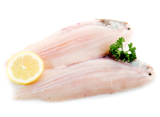 Image of Luxury Lemon Sole Fillets