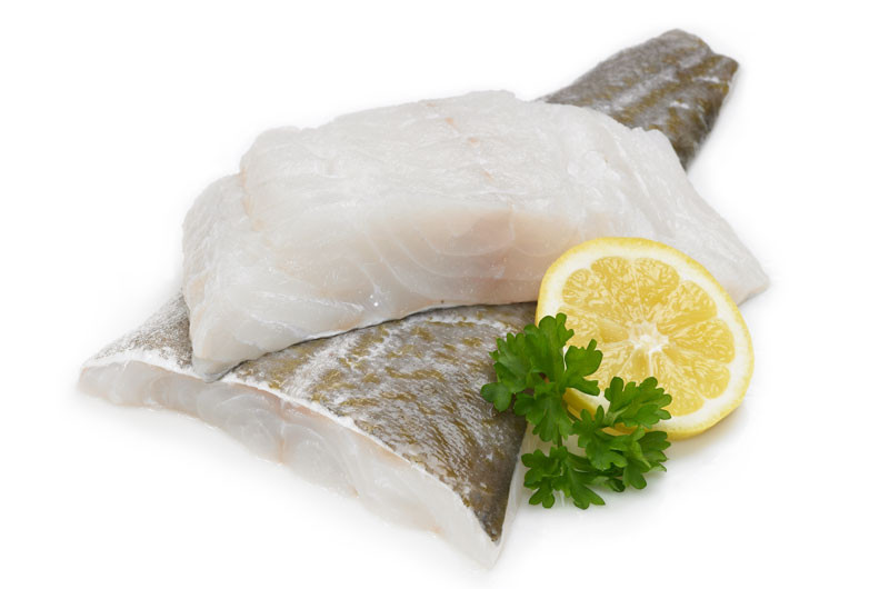 Image of Portion of Cod