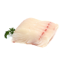 Image of Portion of Halibut