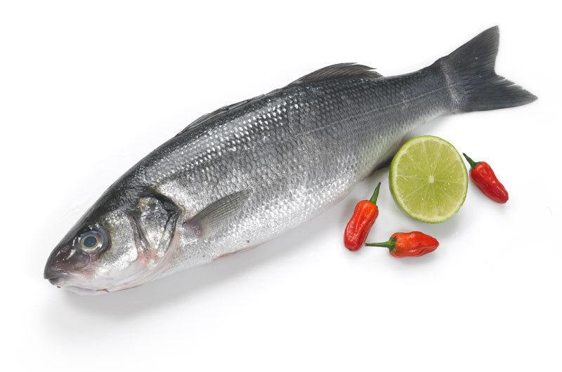 Image of Whole Sea Bass