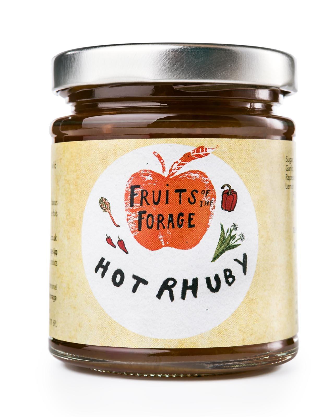 Image of Hot Rhuby Chilli Preserve