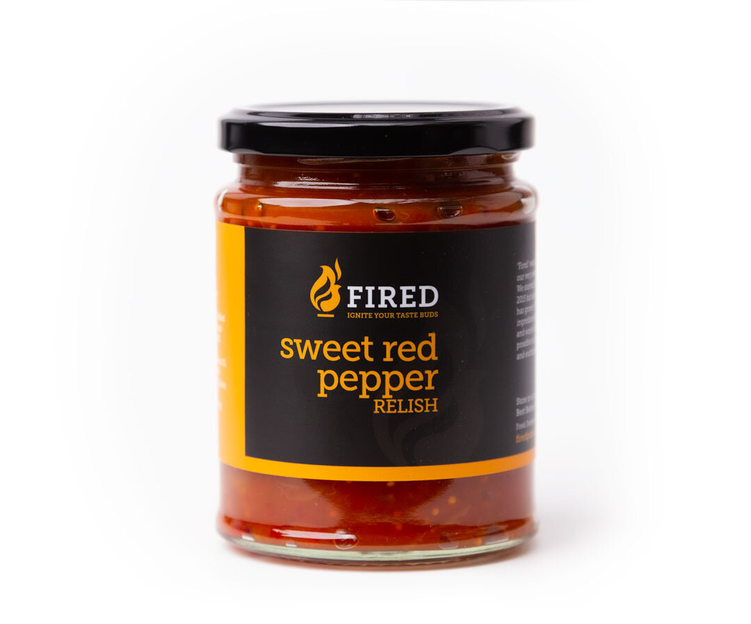 Image of Sweet Red Pepper Relish