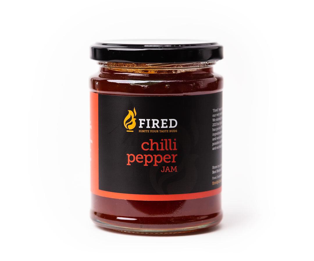 Image of Chilli Pepper Jam