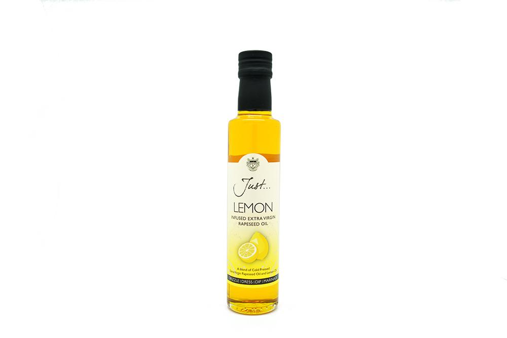 Image of Just Oil Infused with Lemon Oil