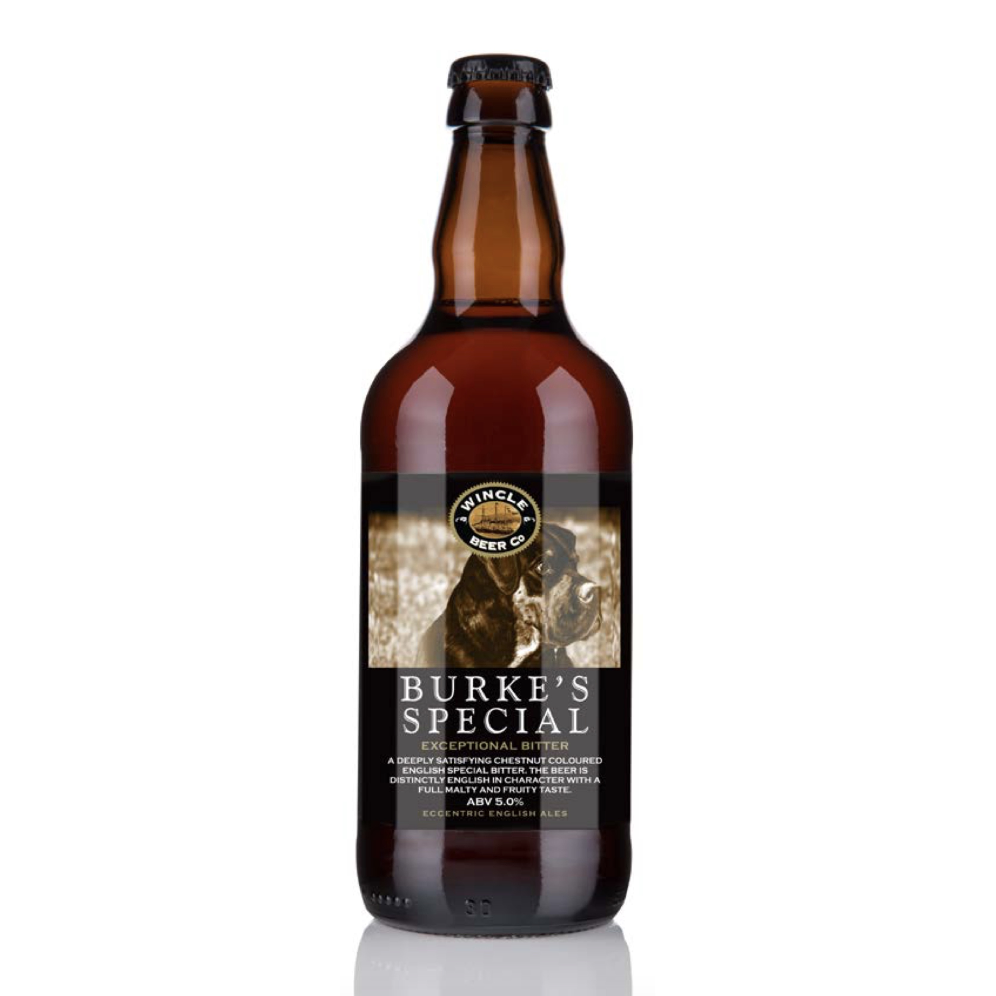 Image of Burke's Special 5.0%