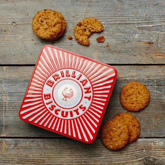 Image of Brilliant All Butter Biscuits