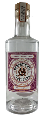 Image of Murphy's Gin Pomegranate and Kaffir Lime 50cl bottle